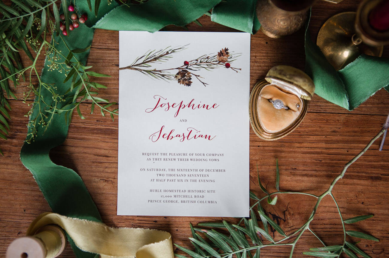 Ślub w święta
