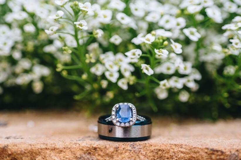 Kolor przewodni wesela Classic Blue