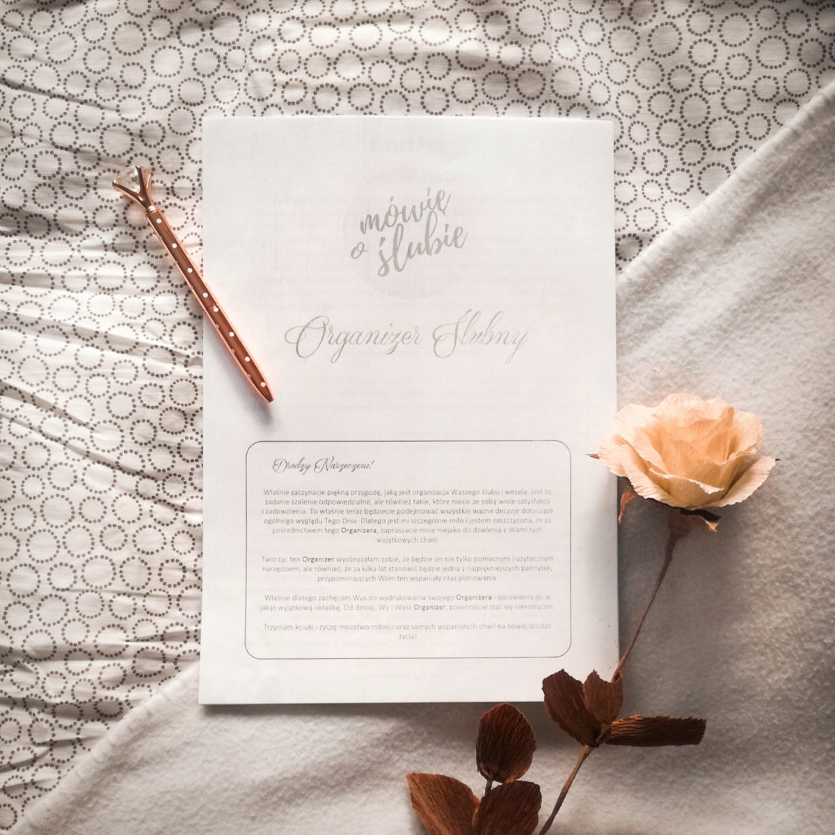 darmowy organizer ślubny