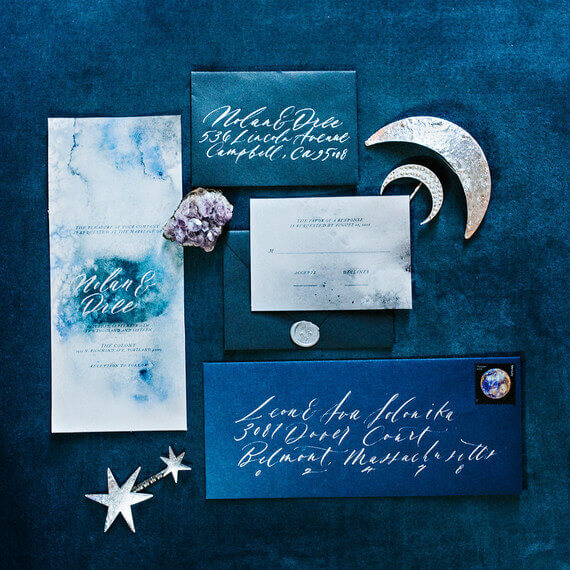 Najmodniejszy kolor wesela – Pantone Classic Blue
