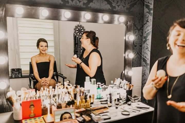 makijaż ślubny nowa dęba