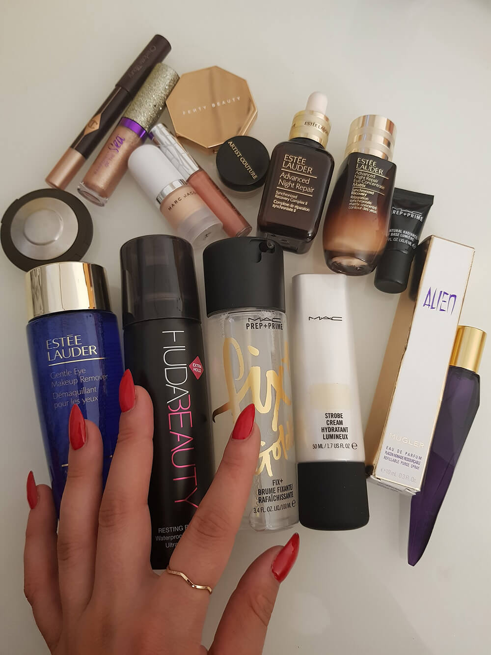 jakie kosmetyki makijaż