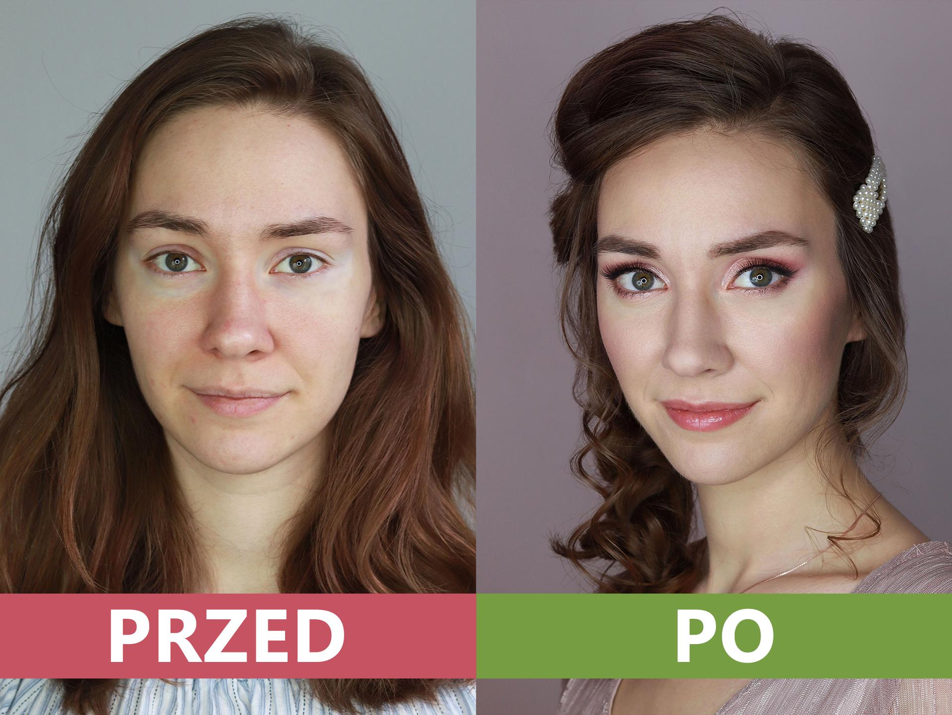jak samemu zrobić makijaż ślubny