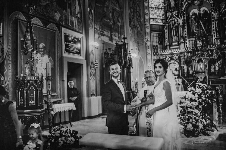 Oprawa muzyczna ślubu kościelnego