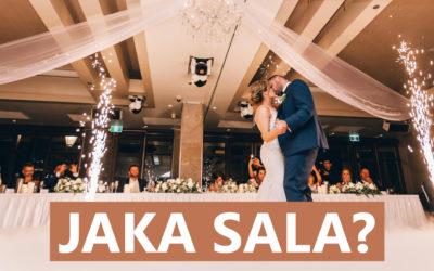 Sala weselna – 5 wskazówek