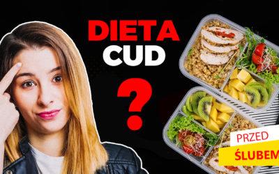 Dieta przed ślubem – 6 kroków